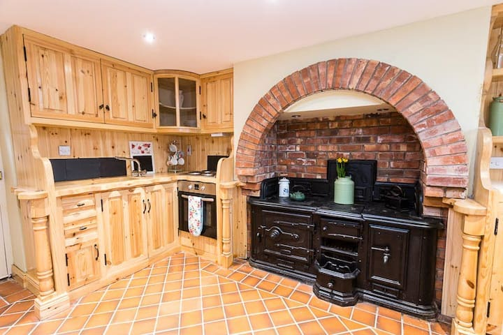 A Traditional Ulster Cottage in Belfast - Belfast - Huis
