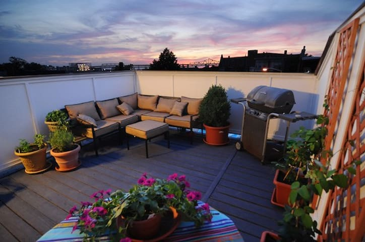 1 Bedroom 1 Bathroom - Walk to Airport & Blueline - Boston - Appartement