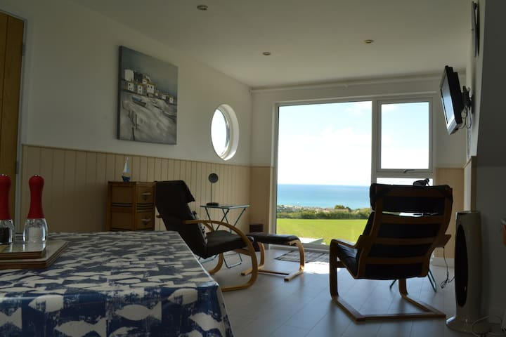 Out to Sea - Cornwall - Apartamento
