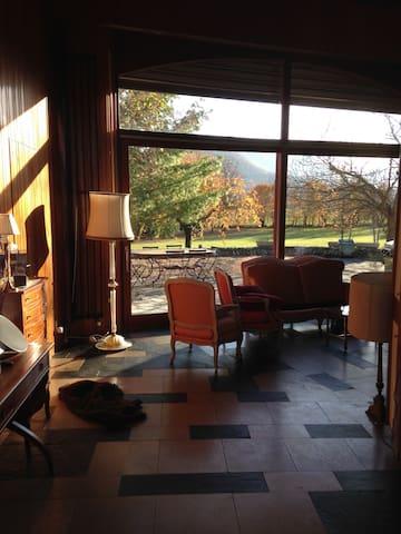 Maison Architecte 70's Parc 1,2 hectares Grenoble - Vif - Ev