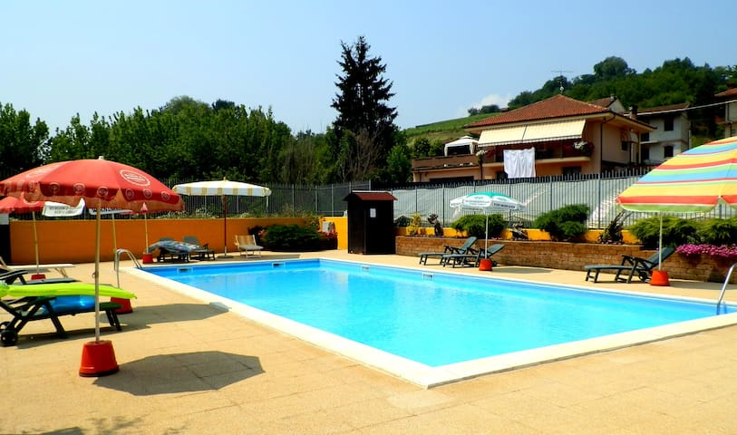 Apartment with pool access - San Matteo - 公寓