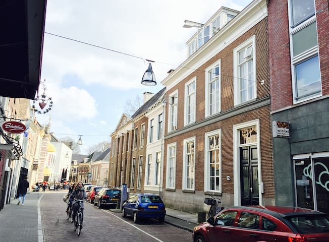 Villa van Voorst tot Voorst - Zwolle - Appartement en résidence