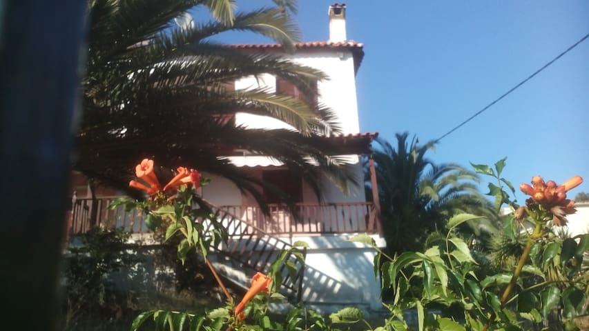 Traditional Villa with relaxing sea view - Metamorfosi - Villa