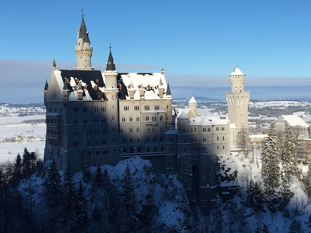 Haus Schwansee - Schwangau - Bed & Breakfast