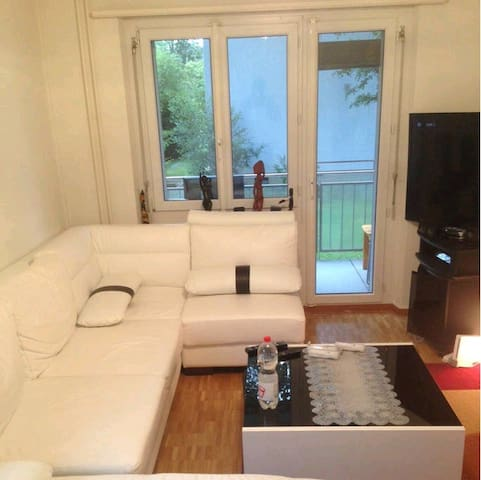 Big, clean and wonderful place to stay from n days - Zürich - Appartement