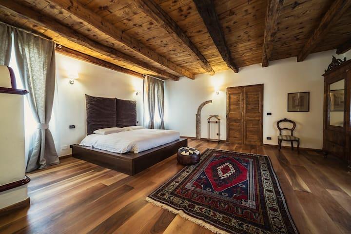 Deliziosa Suite in Villa Palladiana - ビチェンツァ - 別荘