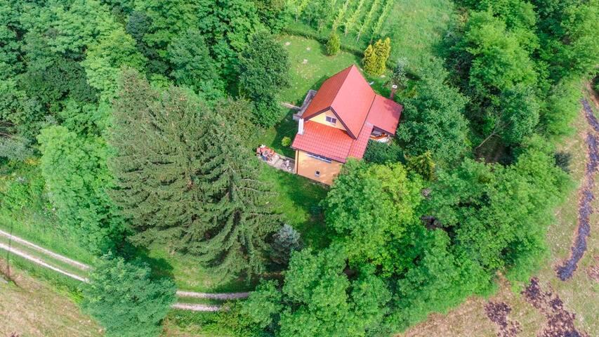 Kuca za odmor Villa Lorena-Rest house Villa Lorena - Viča Sela - Hus