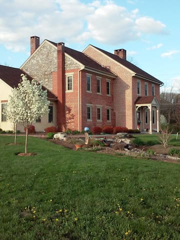 private bedroom/suite historic home, Reading PA - Bernville - Andere