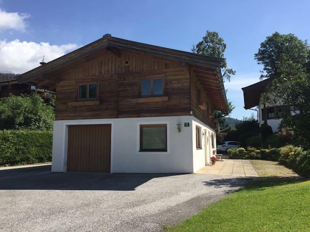 2 bed house, stunning view mountain - Ellmau - Ev