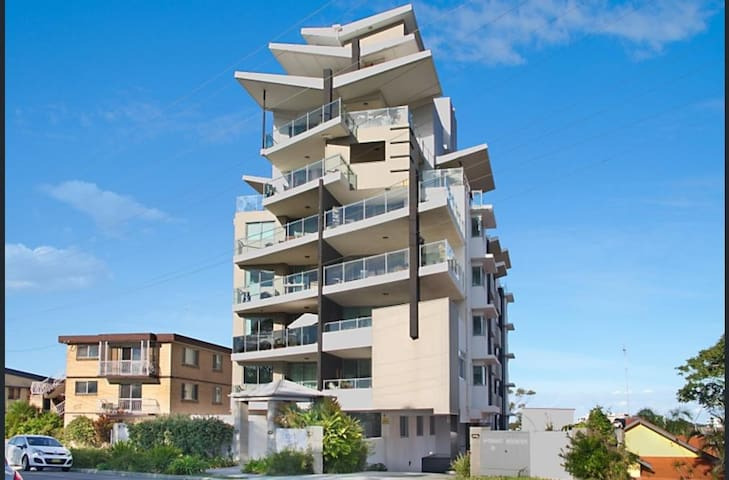 Walking distance to beach and town centre - Tweed Heads - Appartement
