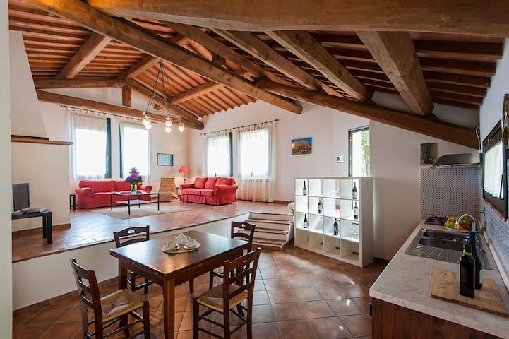La Fornace, Tuscany - Montemurlo - Departamento