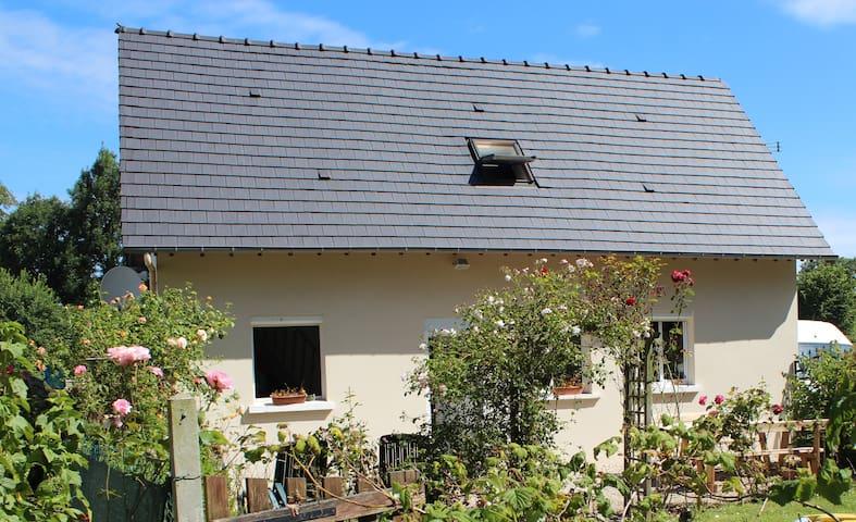 Gite La Roseraie - Anglesqueville-la-Bras-Long - Ev