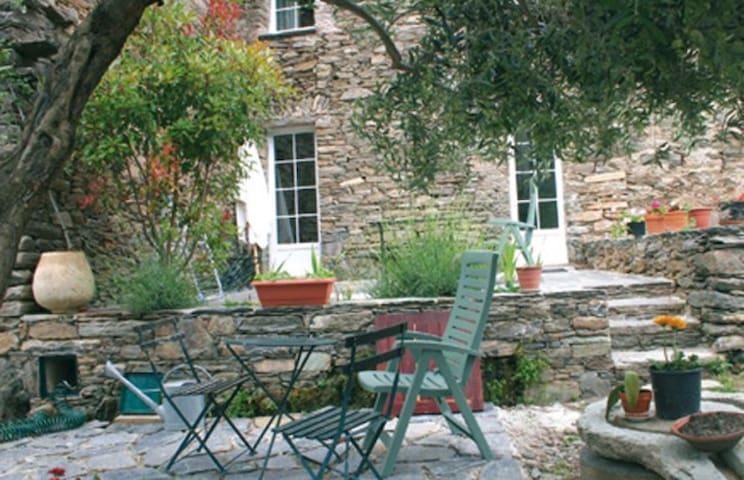 Maison de village traditionnelle - Quercitello