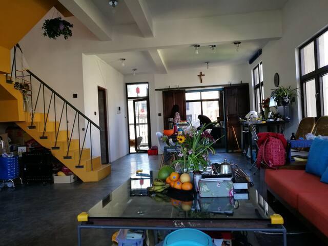 焦糖别墅单人房 - Kunming Shi - Huvila
