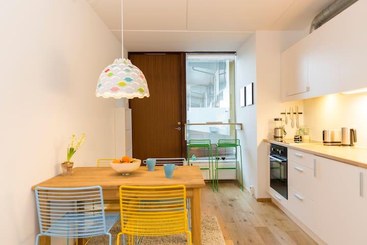 8 HOUSE, Bjarke Ingels - Kopenhagen