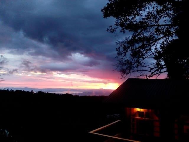 Berry House - Monteverde - Houten huisje
