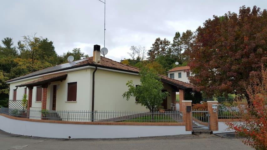 VILLA MARIA DEL BORGO - San Pietro di Feletto - Hus