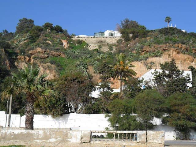 Bel appartement au cité ENNASR - Tunis - Wohnung