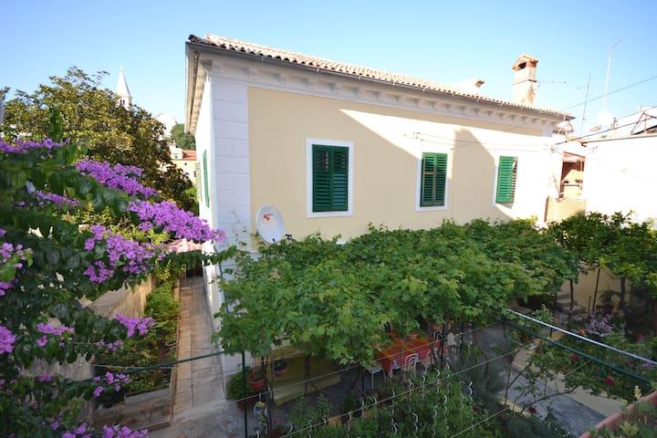 Captain's House-free parking - Mali Lošinj - Apartament