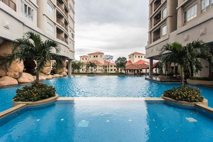 Two Rooms King's Palace & KL view - Kuala Lumpur - Lyxvåning