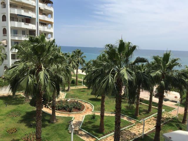 Akdeniz'de sakin ve huzurlu tatil - Mersin