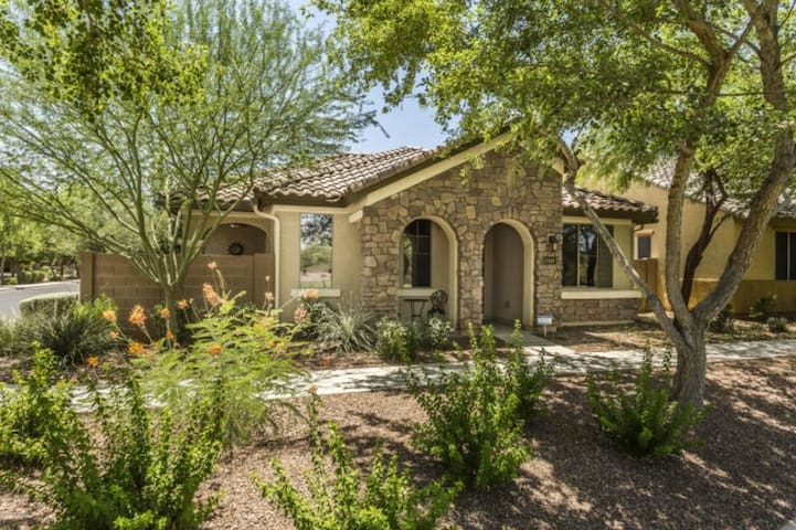 Private Luxury Cottage W/ Community Pool - Gilbert - Casa
