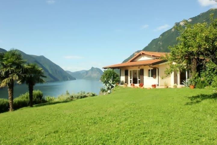 CA' ROSSA - San Mamete - Villa