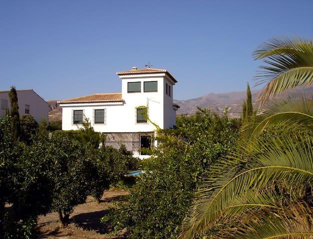 Great spanish villa in Granada - melegis - Haus