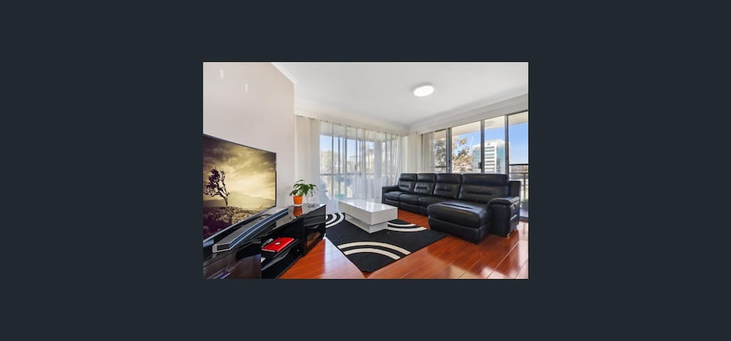 Riverside view room in Paramatta - Parramatta - Appartement
