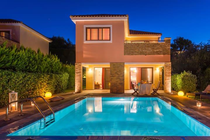 ST.JOHN RESORT HOTEL ,VILLAS ,SUITES & SPA ***** - Planos - Villa