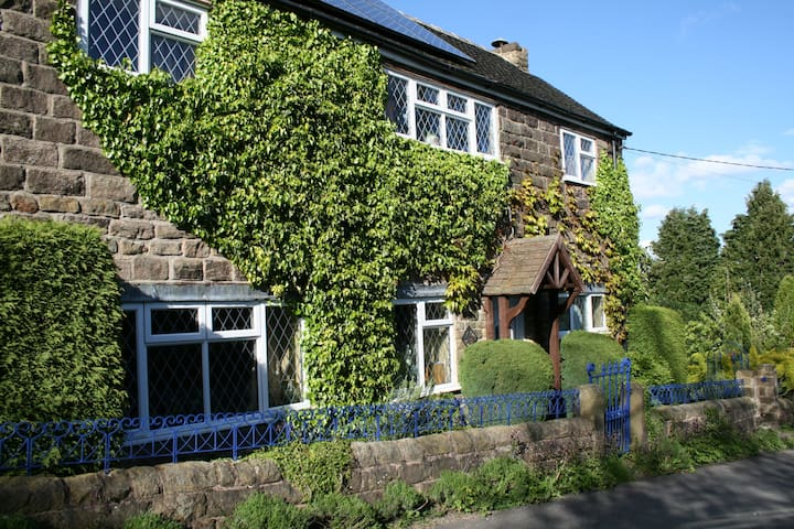 Cottage + view, sleeps up to 6 + real breakfast! - Derbyshire - Oda + Kahvaltı