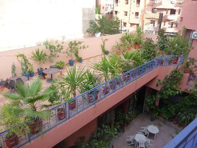 Depuis 1939, Hôtel du pacha - Marrakech