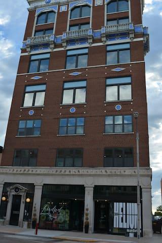 Downtown, Tower 217, Apt 2N - Grand Island - Квартира