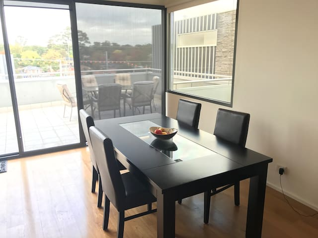 Blackburn penthouse - Blackburn - Departamento