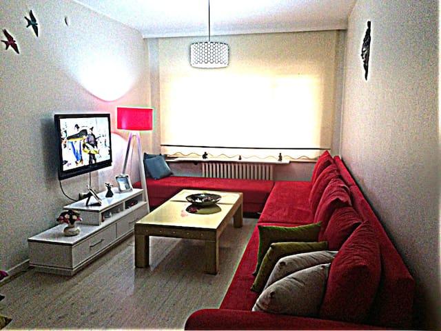 son derece konfor ve güvenlik eşsiz seyahat - Ankara - Appartement