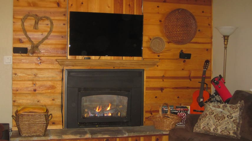Sugar Pine Cabin - Pollock Pines - Hus