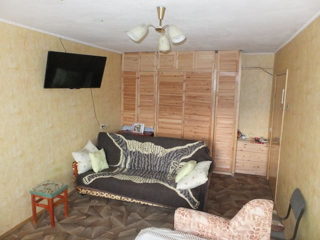 Квартира у реки Сестры  - Beloostrov - Appartement