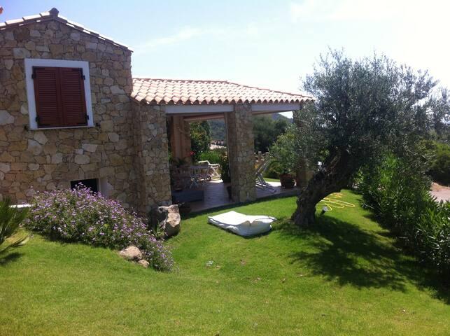 Villa  a 2 km da Cala Sinzias - Castiadas - Villa