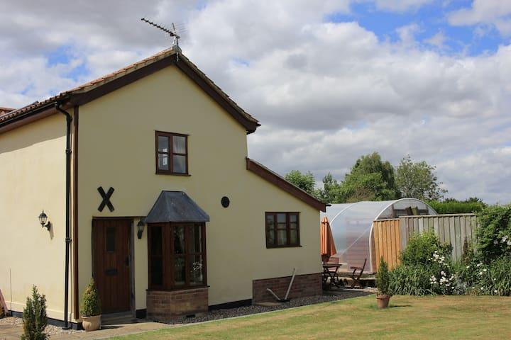 Box Bush Holiday Cottage - Brockley - Hus
