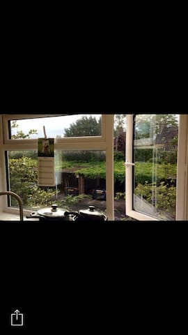 Light and modern room in beautiful Jericho. - Oxford - Appartement