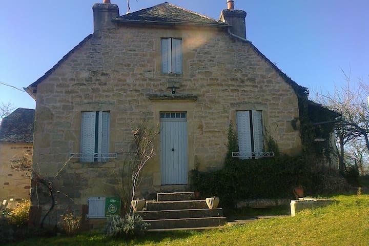 Le Puech - Rodelle - Huis