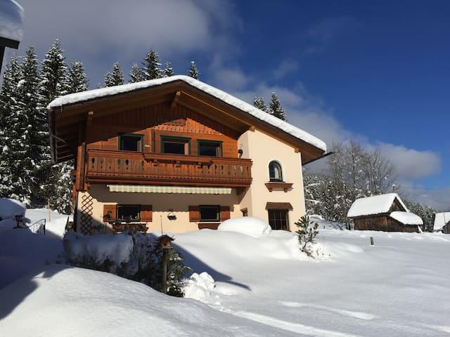 Holiday Appartement Breininghäusel - Gosau - Huis