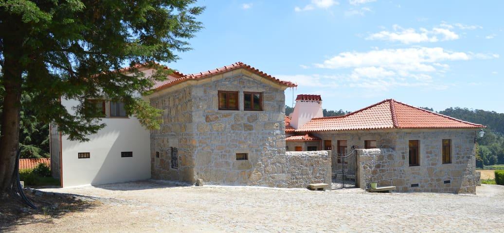 Casa da Eira  - Room Júlio Brandão - Mouquim - Chalet