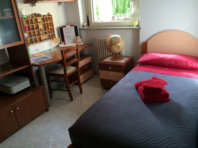Aosta Center - Single Room - 奧斯塔(Aosta)