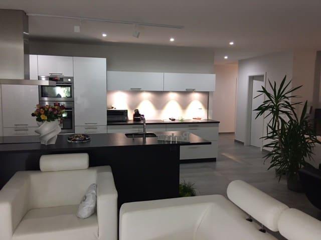 Attique - Design - 135m2 - Porrentruy - Apartamento