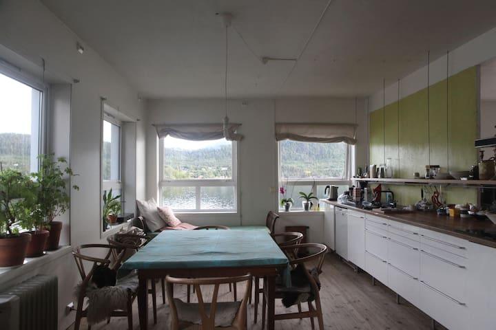 Idyllic home by the fjord - Ørskog - Daire