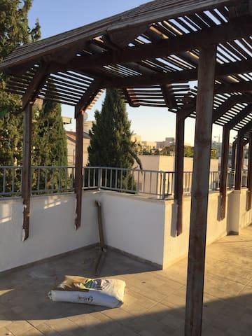 Duplex penthouse in the heart of Rehovot - Rehovot - Lägenhet