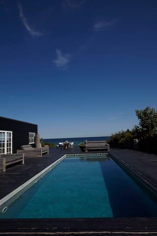 Luxury Beach House - Samsø - Casa