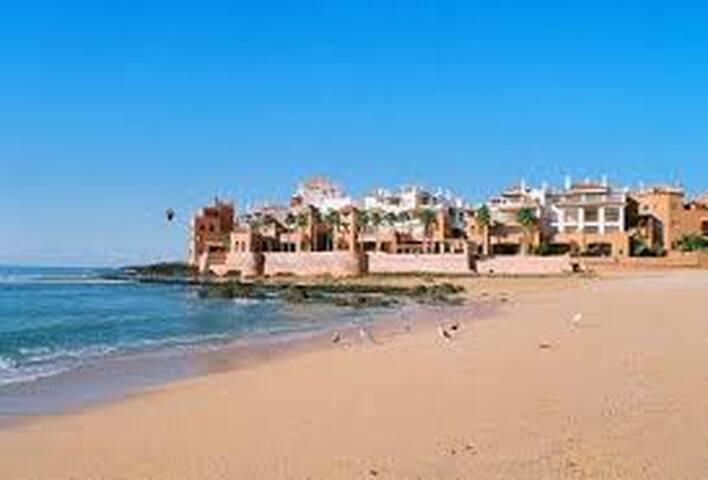 Dar Maya  Bouznika Bay - 2 mn from the beach - Bouznika - 獨棟