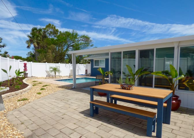 Colibri Cottage w/ Pool in Beachside Neighborhood - セントオーガスティン - 別荘